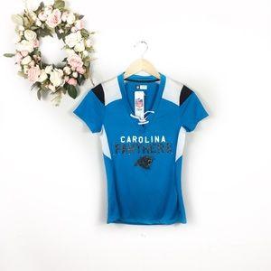 Women's Carolina Panthers NFL Pro Line T-shirt